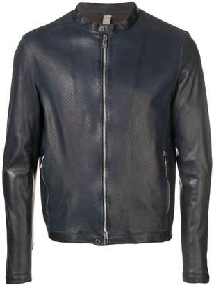 Oliver leather jacket