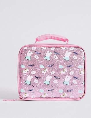 Marks and Spencer Kids' Peppa PigTM Lunch Box with ThinsulateTM