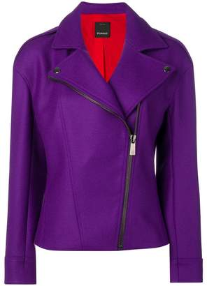 Pinko biker style jacket