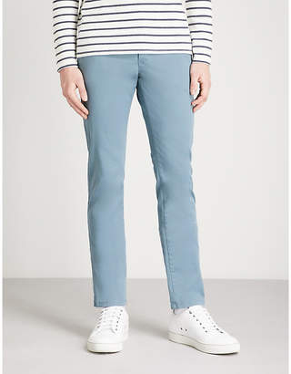 Sandro Slim-fit stretch-cotton chinos