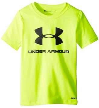 Under Armour Kids UA Big Logo Surf Shirt Boy's Swimwear