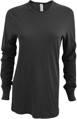 American Apparel Unisex Baby Thermal Long Sleeve T-Shirt (M)