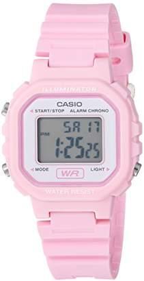 Casio Women's 'Classic' Quartz Resin Casual Watch