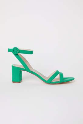 H&M Sandals - Green