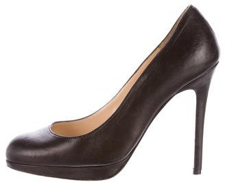 Christian Louboutin Christian Louboutin New Simple Leather Pumps
