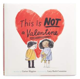 'This Is Not A Valentine' Book