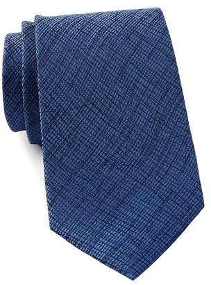 Calvin Klein Intersection Silk Tie