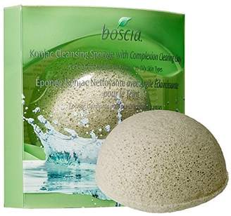 Boscia Konjac Cleansing Sponge With Complexion Clearing Clay by