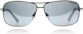 Dirty Dog Steed Sunglasses Silver 53189 67mm