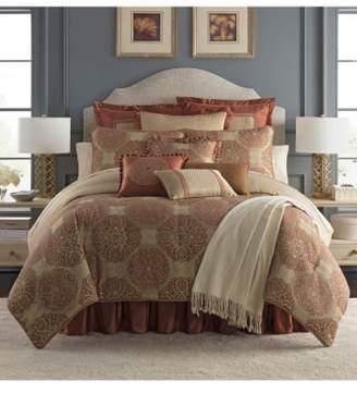 Waterford Jonet Reversible Comforter, Sham & Bedskirt Set