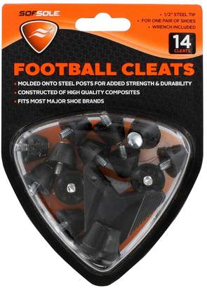 Sof Sole Nylon Football Cleat