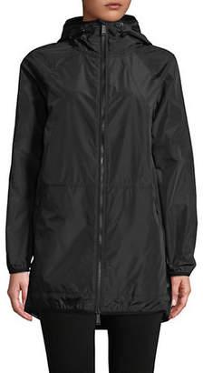 Calvin Klein Walker Length Packable Hooded Jacket