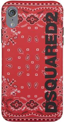 DSQUARED2 Pasley Iphone X Case