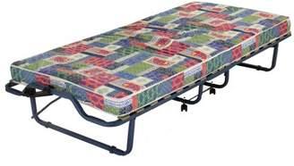 InnerSpace Luxury Products InnerSpace Firenze 4 Inch Memory Foam Rollaway Folding Guest Bed