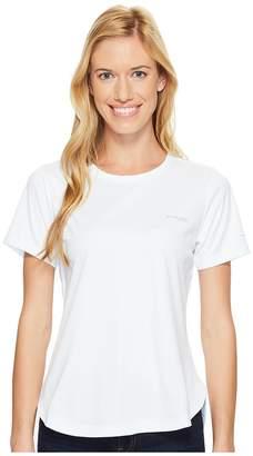 Columbia PFG Zero II Short Sleeve Shirt Women's Short Sleeve Pullover