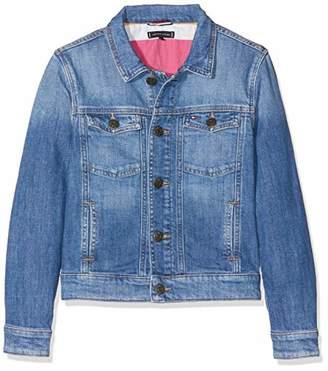Tommy Hilfiger Trucker Boys Fiamc Jacket,(Size: 14)