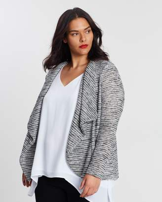 Mono Waterfall Cardigan