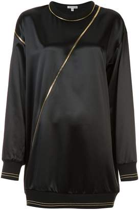 Sophie Theallet zip trim top