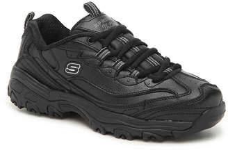 Skechers D'Lites Marbleton Work Sneaker - Women's