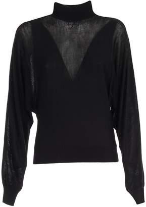 Alberta Ferretti Sweater L/s Turtle Neck Bat Sleeve