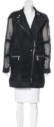 Belstaff Lightweight Mesh Jacket