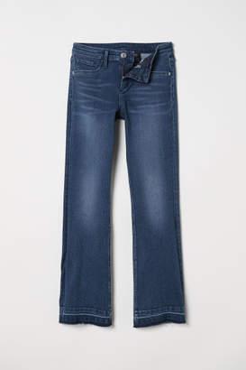H&M Superstretch Bootcut Jeans - Blue