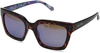 Lilly Pulitzer Women's Celine Polarized Square Sunglasses