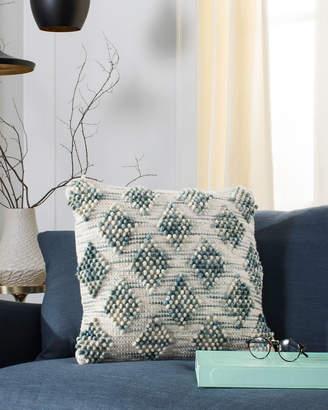 Safavieh Space Dye Looped Pillow