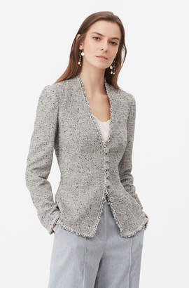 Rebecca Taylor Tailored Tweed Jacket