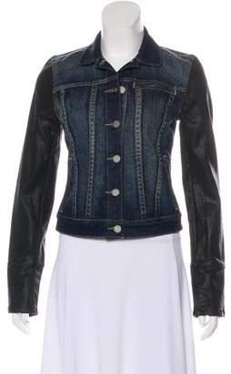 Paige Denim Casual Jacket w/ Tags