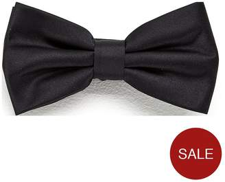 ddc415fcb485 at Littlewoods · Very Black Smart Bow Tie