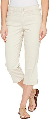 NYDJ Women's Marilyn Crop Cuff Jeans