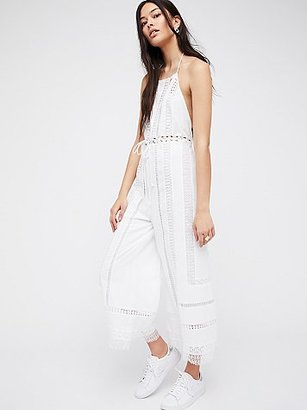 Sydney Sky Romper by Free People $198 thestylecure.com