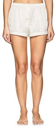 Araks Women's Tia Silk Charmeuse Pajama Shorts