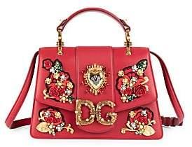 Dolce & Gabbana Women's Small Millenial Top Handle Satchel