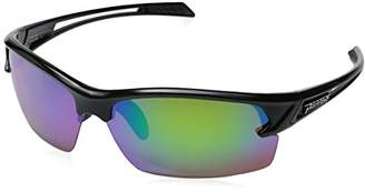 Pepper's Highpoint Polarized Rimless Sunglasses