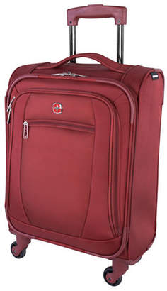 Wenger SWISS Microlite Collection 20-Inch Softside Spinner