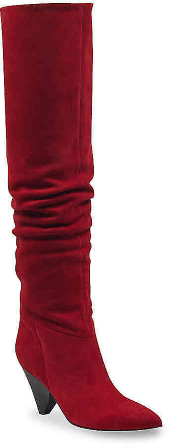 Marc Fisher Women's Pagie Over The Knee Boot