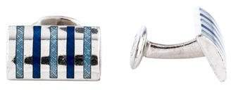 David Donahue Enamel Cufflinks