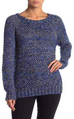 Love + Harmony Knit Boatneck Long Sleeve Sweater