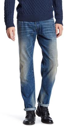 "Diesel Buster Slim Straight Leg Jean - 32\"" Inseam $218 thestylecure.com"