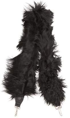Fendi Strap You Bag Strap - Womens - Black