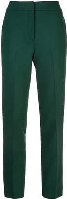 Oscar de la Renta skinny tailored trousers
