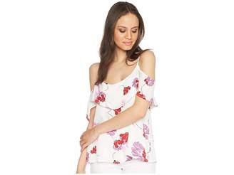 Bardot Kendra Frill Top Women's Clothing