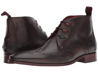 Jeffery West Scarface Traffic Light Brogue Chukka Boot