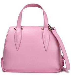 DELPOZO Benedetta Leather Shoulder Bag