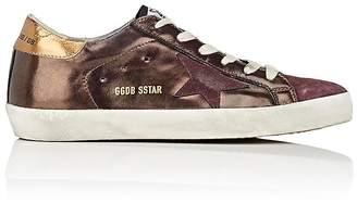 Golden Goose Women's Superstar Leather & Suede Sneakers