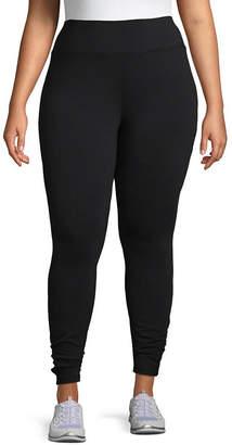 Gaiam Knit Om Yoga Leggings - Plus