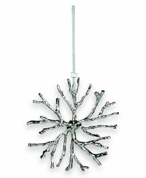 Michael Aram Twig Snowflake Christmas Ornament