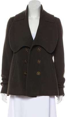 Givenchy Wool Short Coat